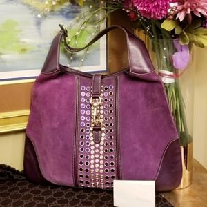 Gucci Jackie Jackie O' Bouvier Bag